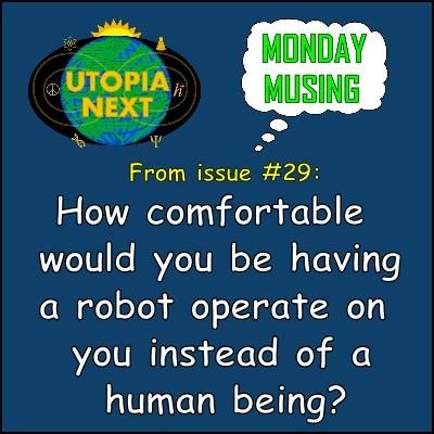 UN Monday Musing 10-15-18